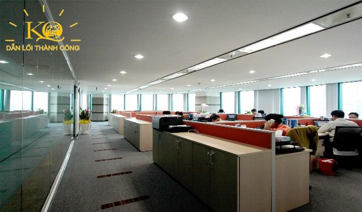 Văn phòng cho thuê quận 1 Metropolitan tọa lạc hai mặt tiền