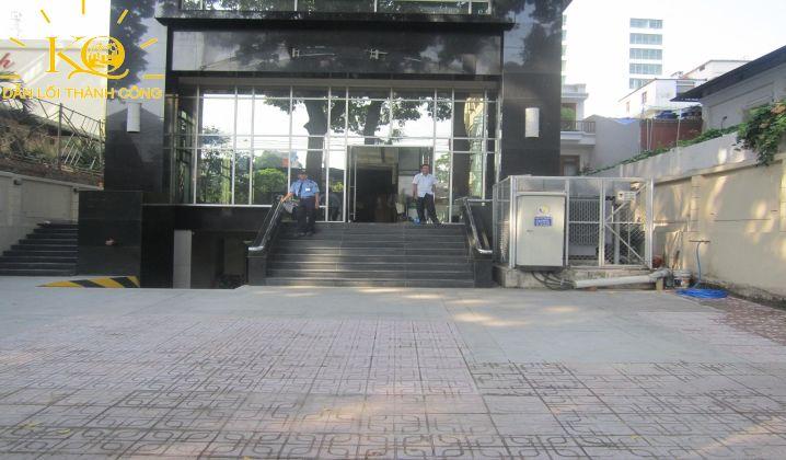 Hình ảnh phía trước tòa nhà Pax Sky2 Building