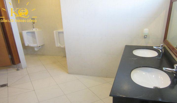 Một góc khác của toilet