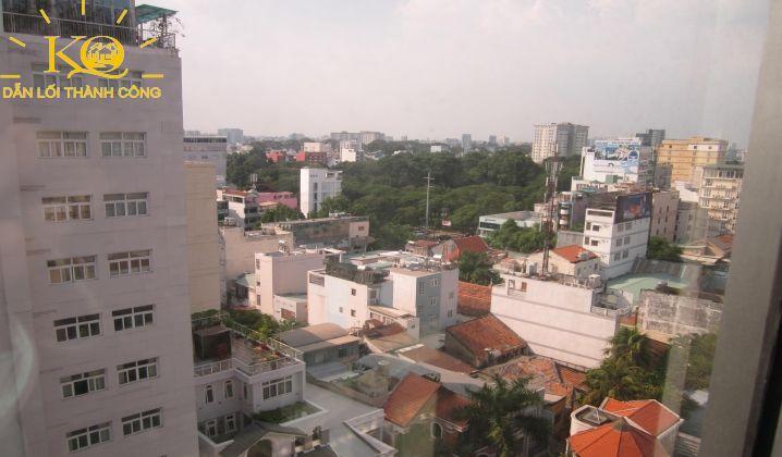 Hướng view nhìn từ tòa nhà